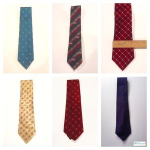 Other - Bundle of Men's Designer Ties
